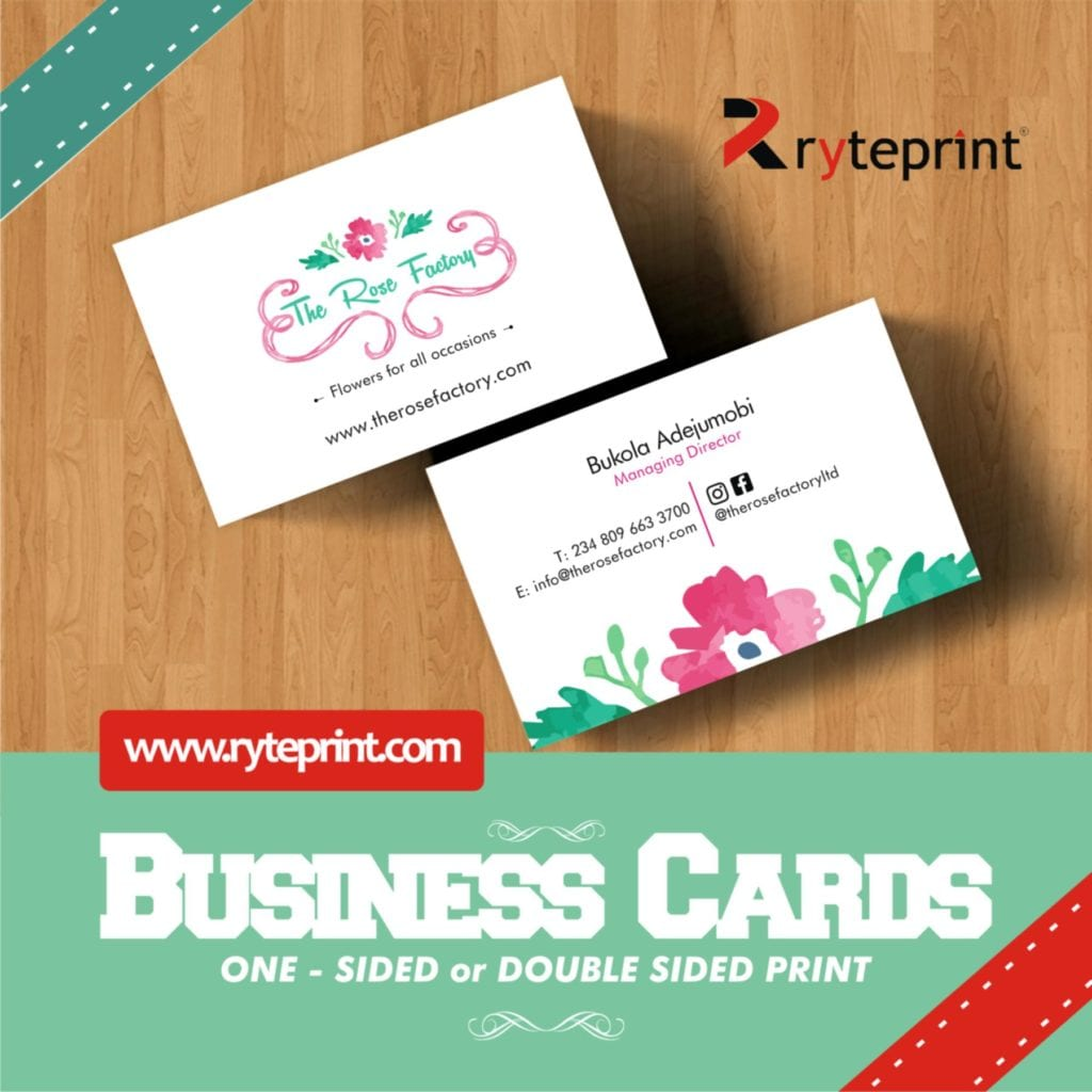 Ryteprint: The biggest print shop in West Africa | She Leads Africa