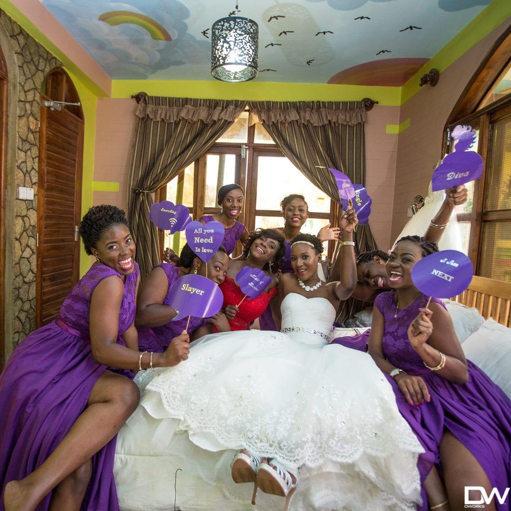 Professional Wedding Planner In India: Doreen Nyamaka: The Wedding Planner In Tanzania