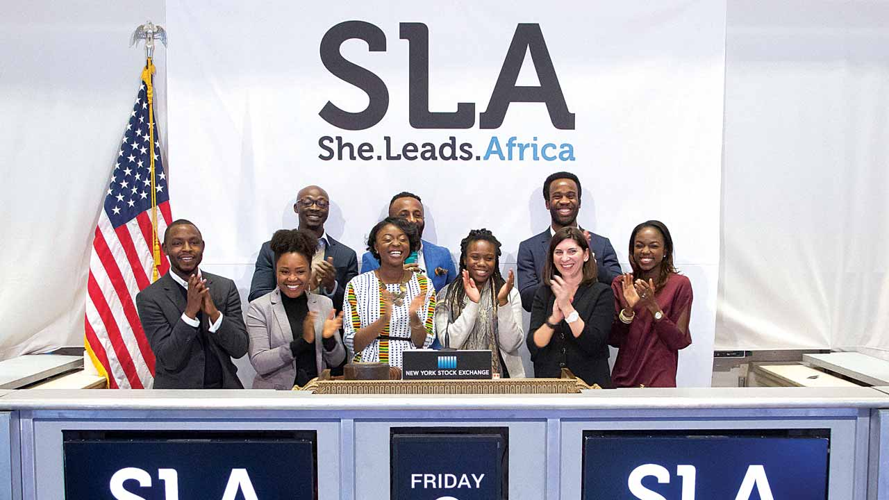 SLA was founded