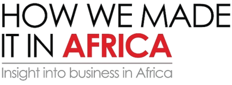 How we made it Africa logo