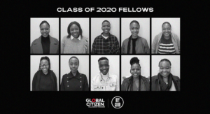Global Citizen Fellowship Program class of 2020
