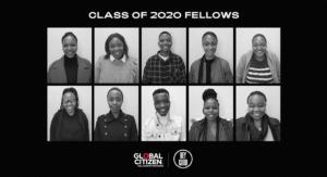 Global Citizen Fellowship Program class of 2020